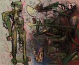 Lanze, 160x190, 1996