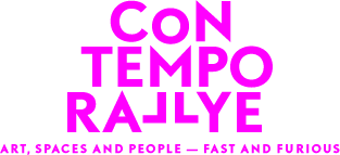 Contemporallye - art, spaces and people - fast and furious